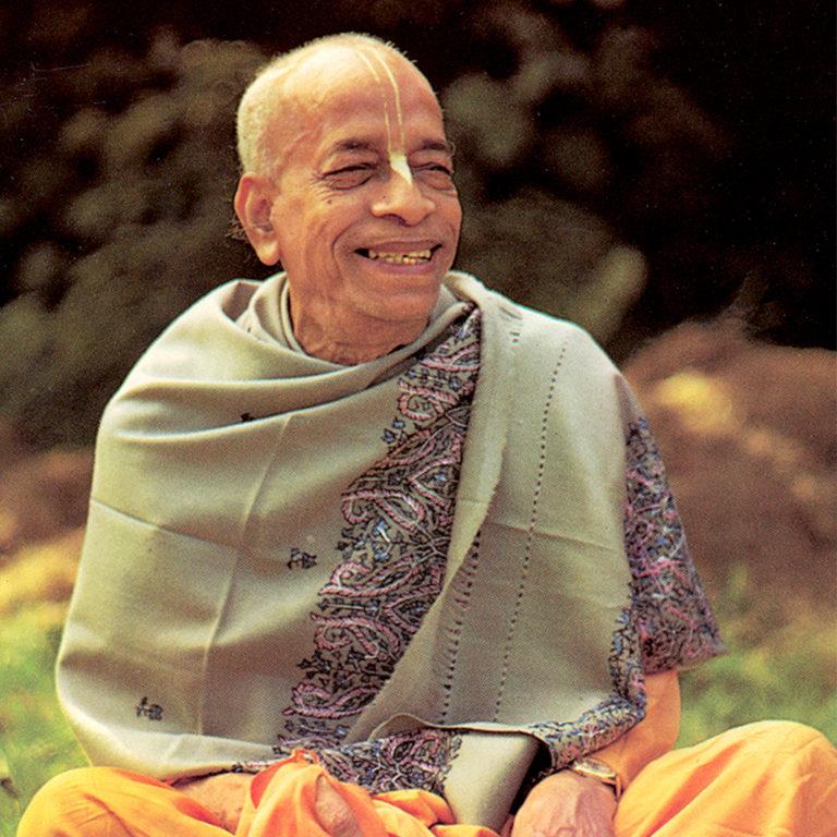 Srila A.C. Bhaktivedanta Swami Prabhupad
